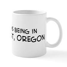 Otter Crest - Happiness Mug