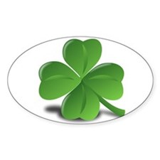 shamrock Bumper Stickers