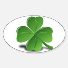 shamrock Decal