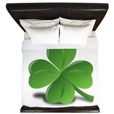 shamrock King Duvet