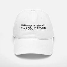 Nimrod - Happiness Baseball Baseball Cap