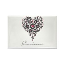 Love Corinne Rectangle Magnet