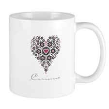 Love Corinne Small Mug