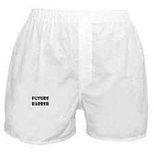 Future Barber Boxer Shorts