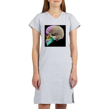 Facial nerves, X-ray - Women's Nightshirt