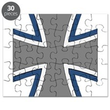 Bundeswehr Kreuz v2 Puzzle