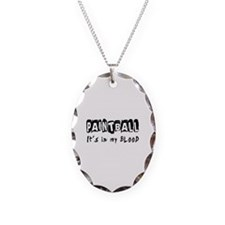 Paintball Designs Necklace