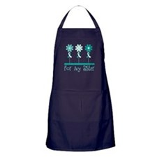 Cervical Cancer Sister Apron (dark)
