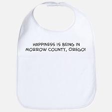 Morrow County - Happiness Bib