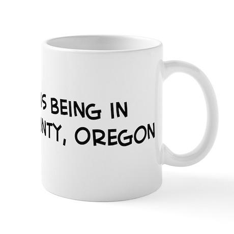 Morrow County - Happiness Mug