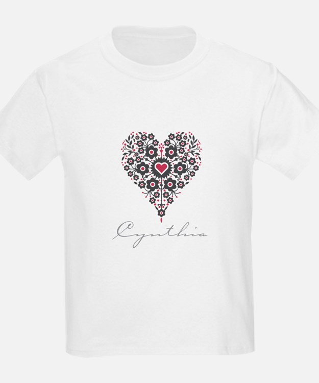 Love Cynthia T-Shirt