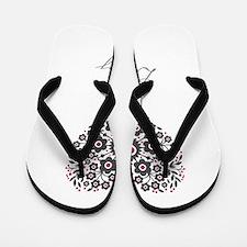 Love Daisy Flip Flops