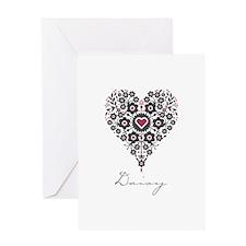 Love Daisy Greeting Card
