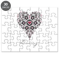 Love Daisy Puzzle