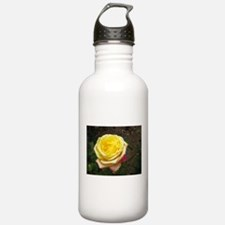 Yellow Rose Water Bottle
