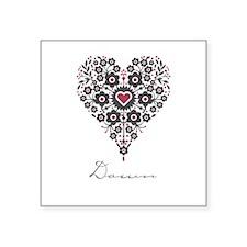 Love Dawn Sticker