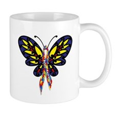 Autism Awareness Small Mugs