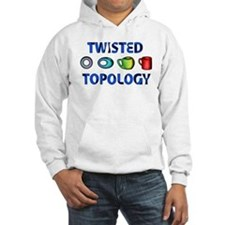 Twisted Topology Hoodie
