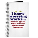 Worrying Works! Journal