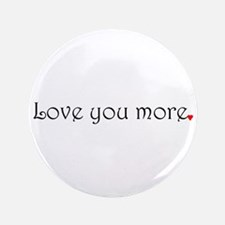 "Cute Love 3.5"" Button (100 pack)"