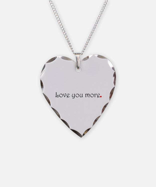Cute Love you Necklace