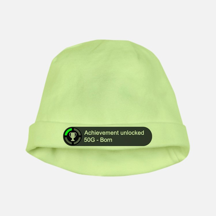 Born (Achievement) baby hat