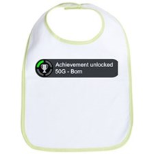 Born (Achievement) Bib