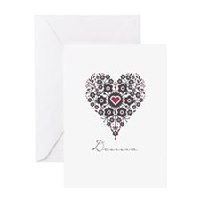 Love Donna Greeting Card