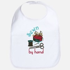 Sewn By Hand Bib