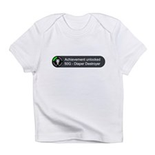 Diaper Destroyer (Achievement) Infant T-Shirt