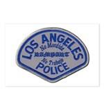 LAPD Rampart Division Postcards (Package of 8)
