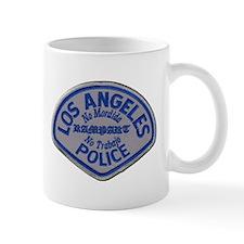 LAPD Rampart Division Mug