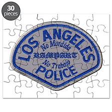 LAPD Rampart Division Puzzle