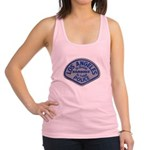 LAPD Rampart Division Racerback Tank Top