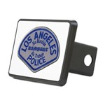 LAPD Rampart Division Hitch Cover