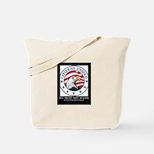No Teabaggers! Tote Bag