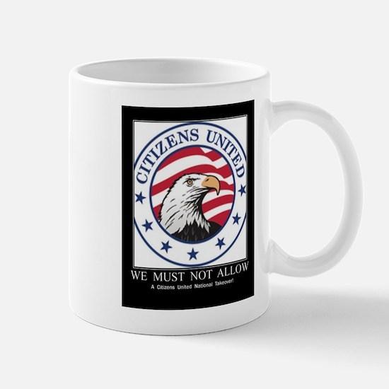 No Teabaggers! Mug