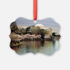 Thomas Jefferson Memorial Ornament