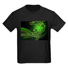 Heart And Shamrocks T-Shirt