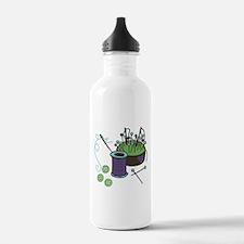 Seamstress Water Bottle
