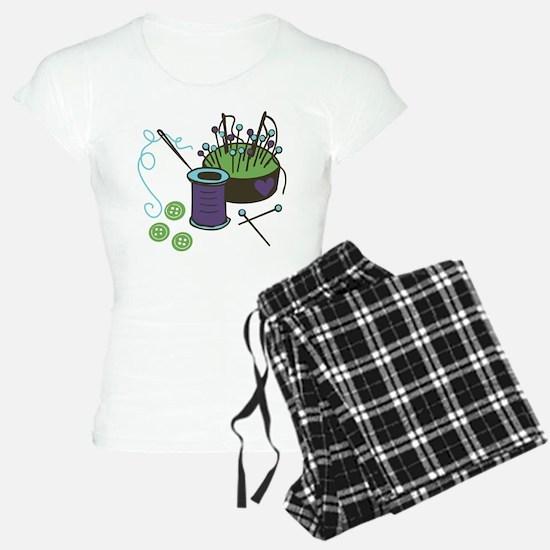 Seamstress Pajamas