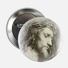 """Ecce Homo 2.25"""" Button"""