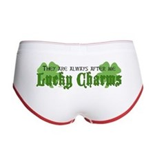 Lucky Charms drk Women's Boy Brief