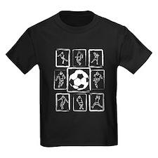 Cool soccer design T-Shirt