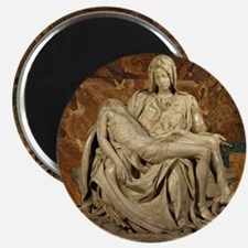 Michelangelos Pieta Magnet