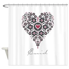 Love Enid Shower Curtain
