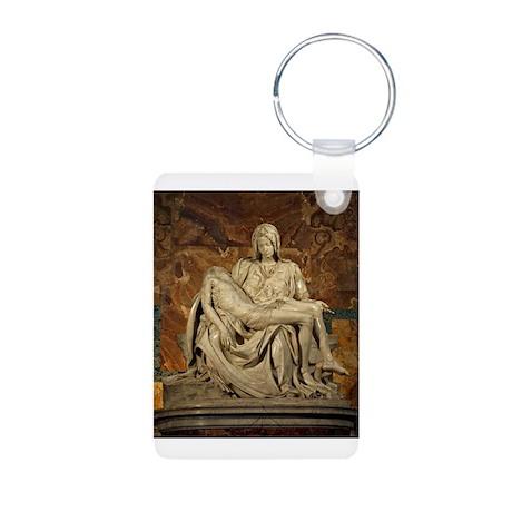 Michelangelos Pieta Keychains