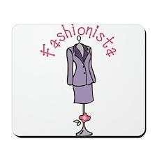 Fashionista Mousepad