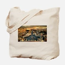 St Peters Square Tote Bag