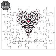 Love Esmeralda Puzzle